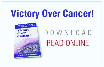 Victory Over Cancer!
