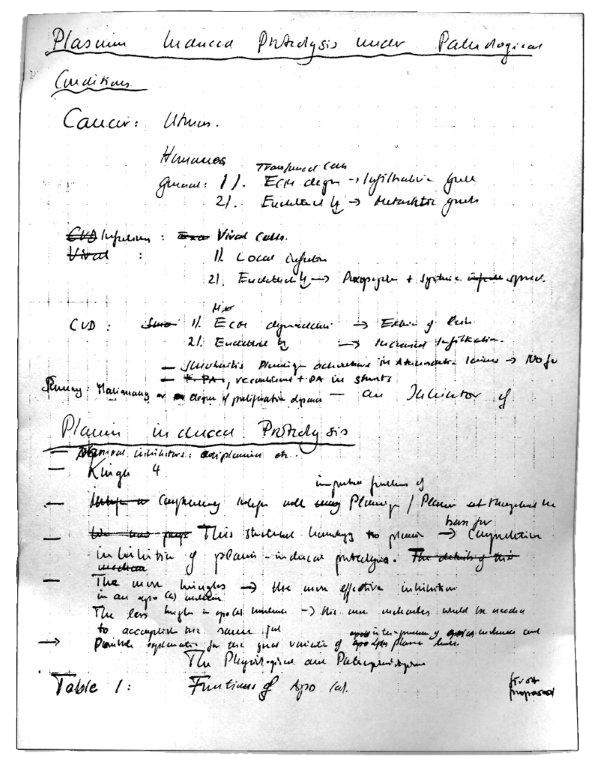 MatthiasRath Manuscript 1992 cancer