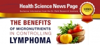 The Benefits Of Micronutrients In Controlling Lymphoma